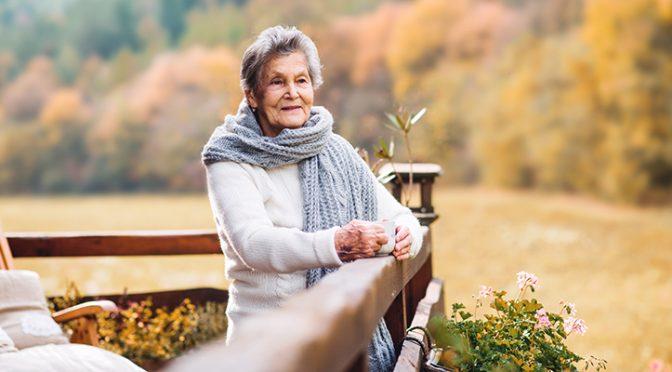 cuidado com idosos